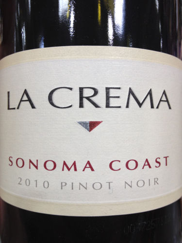 Sonoma Coast Pinot Noir