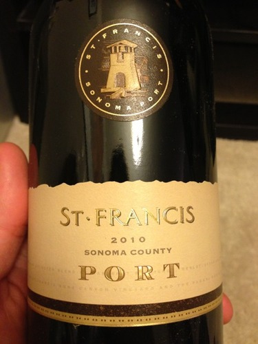 Francis Sonoma County Port