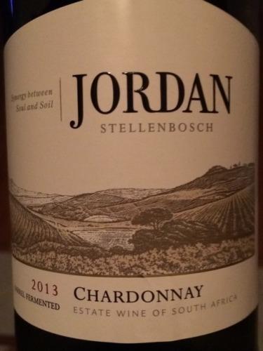 Stellenbosch Barrel Fermented Chardonnay