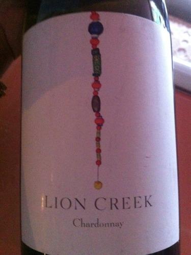 南品雅酒庄狮子湾霞多丽干白Napier Winery Lion Creek Chardonnay