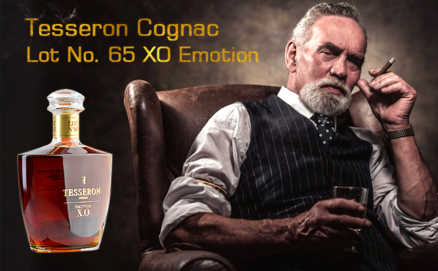 【限量版】Tesseron Cognac Lot No. 65 XO Emotion 礼盒装